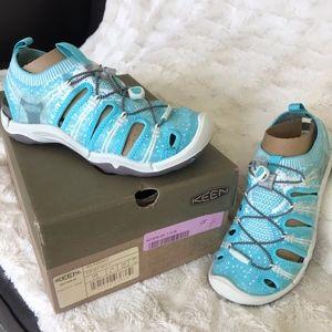 Keen EvoFit One sandals - New sz7.5